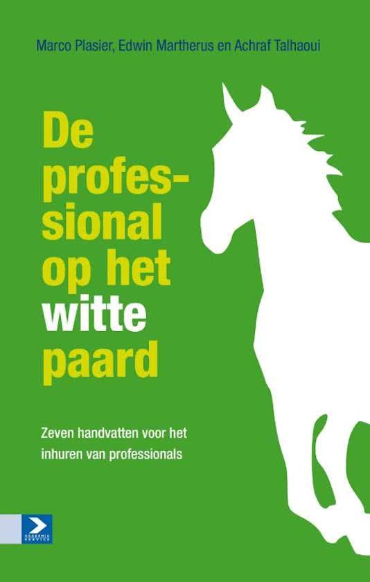Professional op het witte paard (2010)