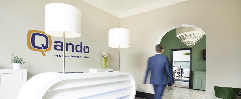 Qando - Kantoor